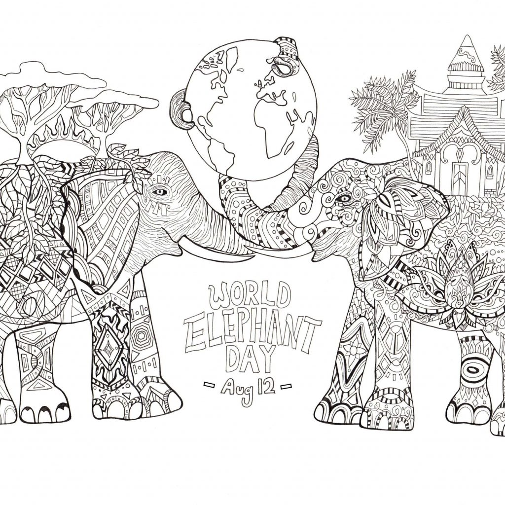 Christmas Coloring Pages Twinkl With 55 Lovely For Veterans Dannerchonoles Com