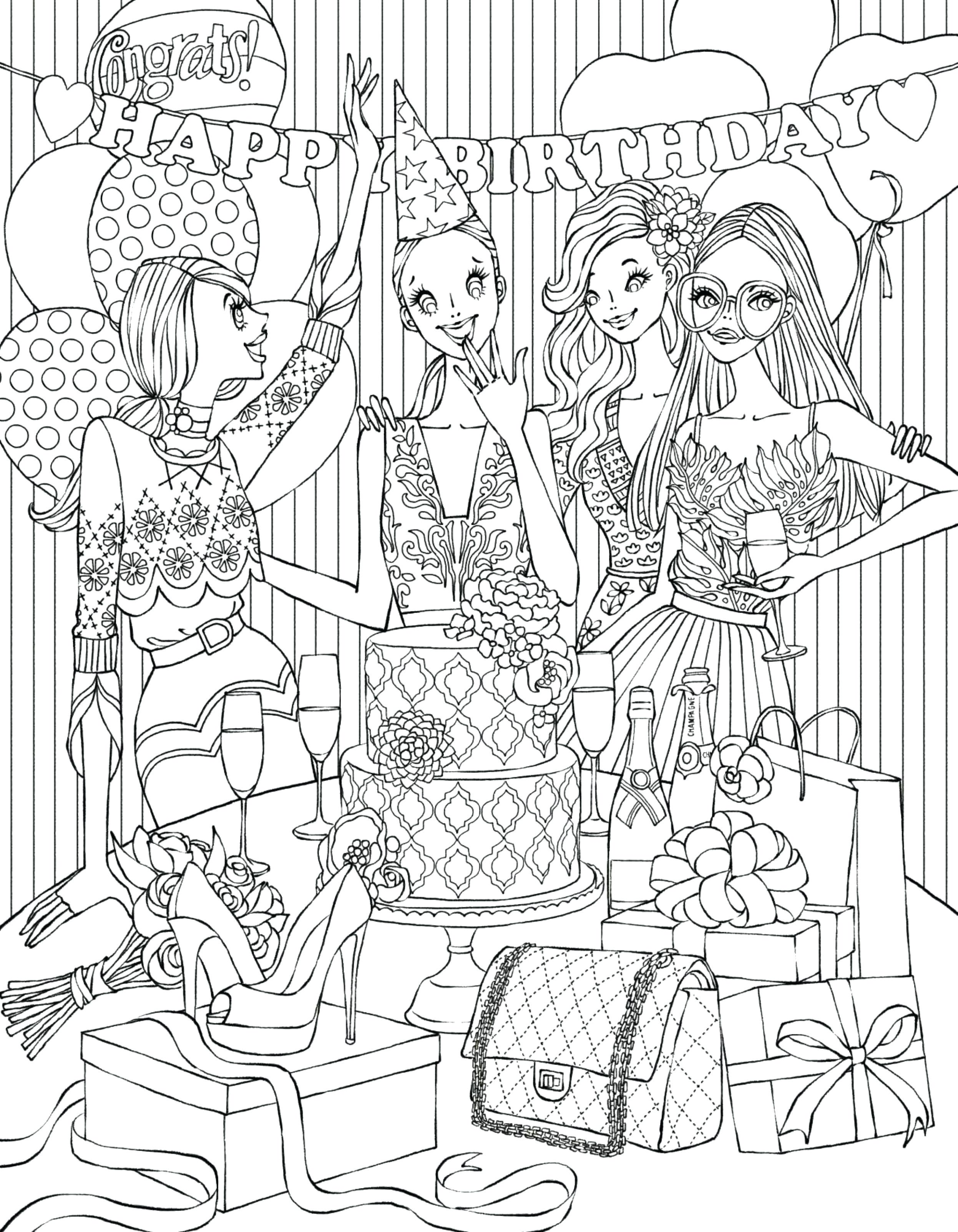 Christmas Coloring Pages With Addition Free Printable Adult Worksheet For Middle