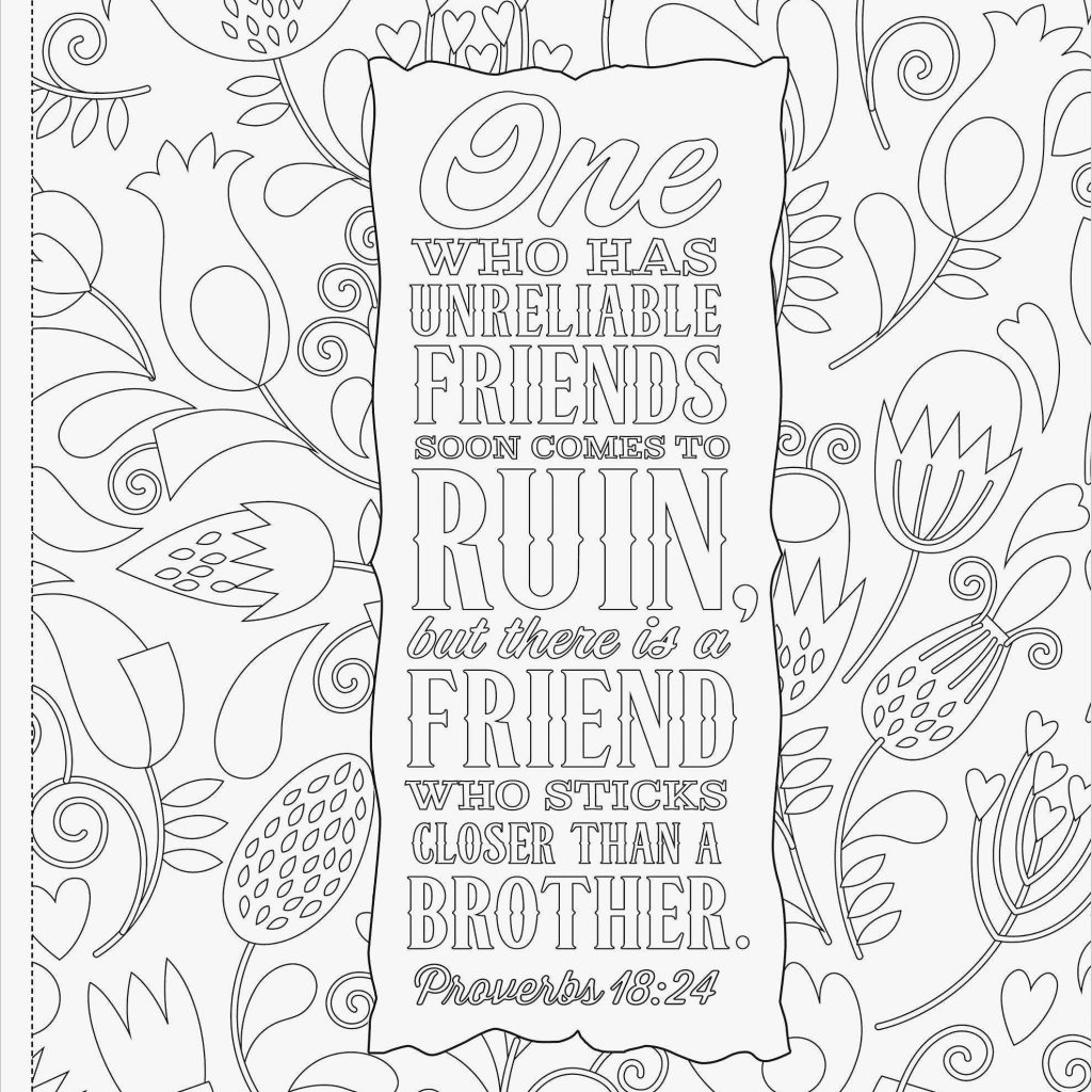 Christmas Coloring Pages With Bible Verses Scripture Collection