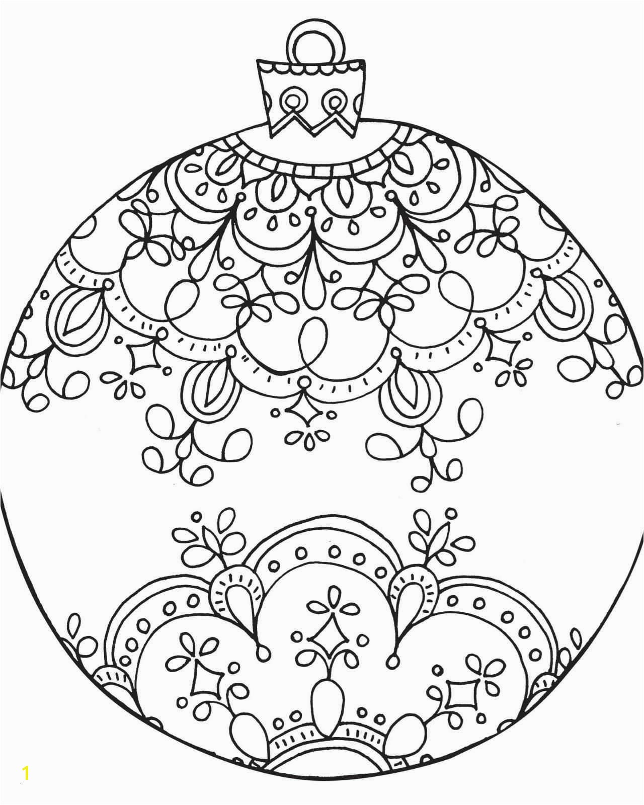 Christmas Coloring Pages With Numbers For Free To Print 49 Color