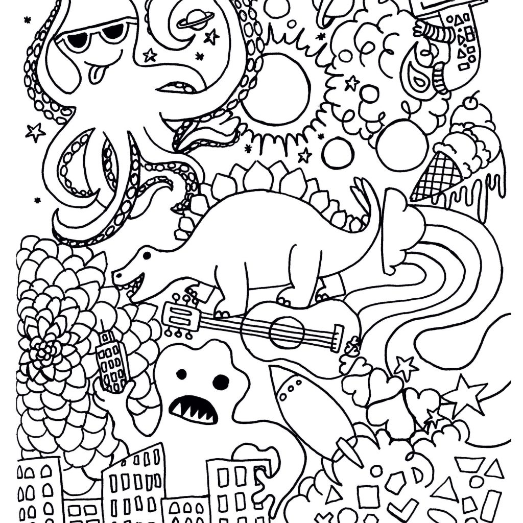 Christmas Coloring Pages Ws With Download 2 Printable For Kids