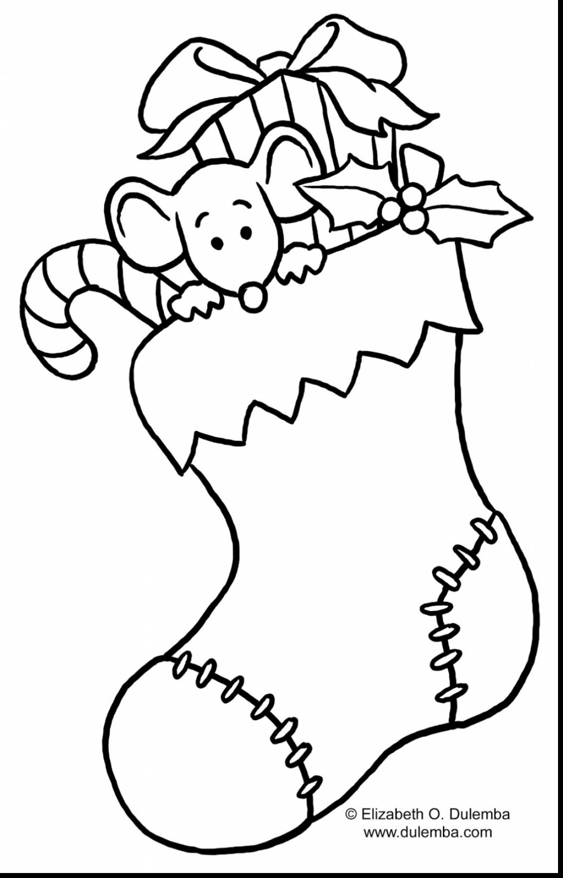 Christmas Coloring Pages You Can Print With Hello Kitty For Free Printable Diagnostic