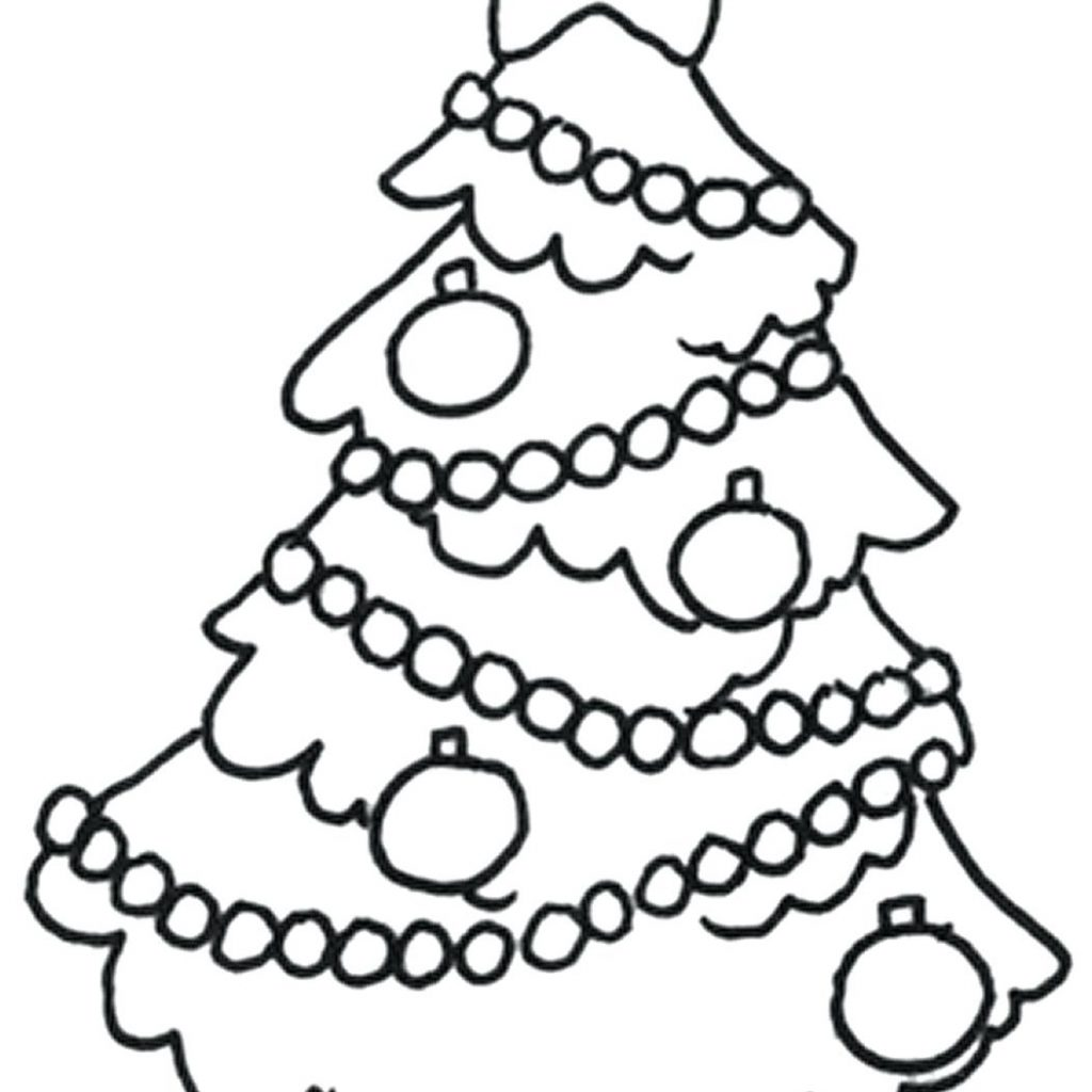Christmas Coloring Patterns With Template