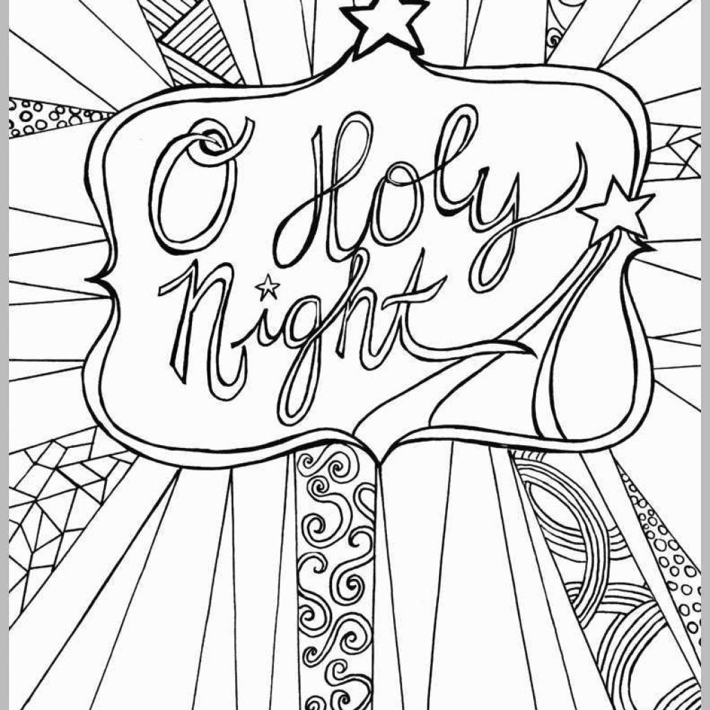 Christmas Coloring Sheets For Adults With Pages Printable