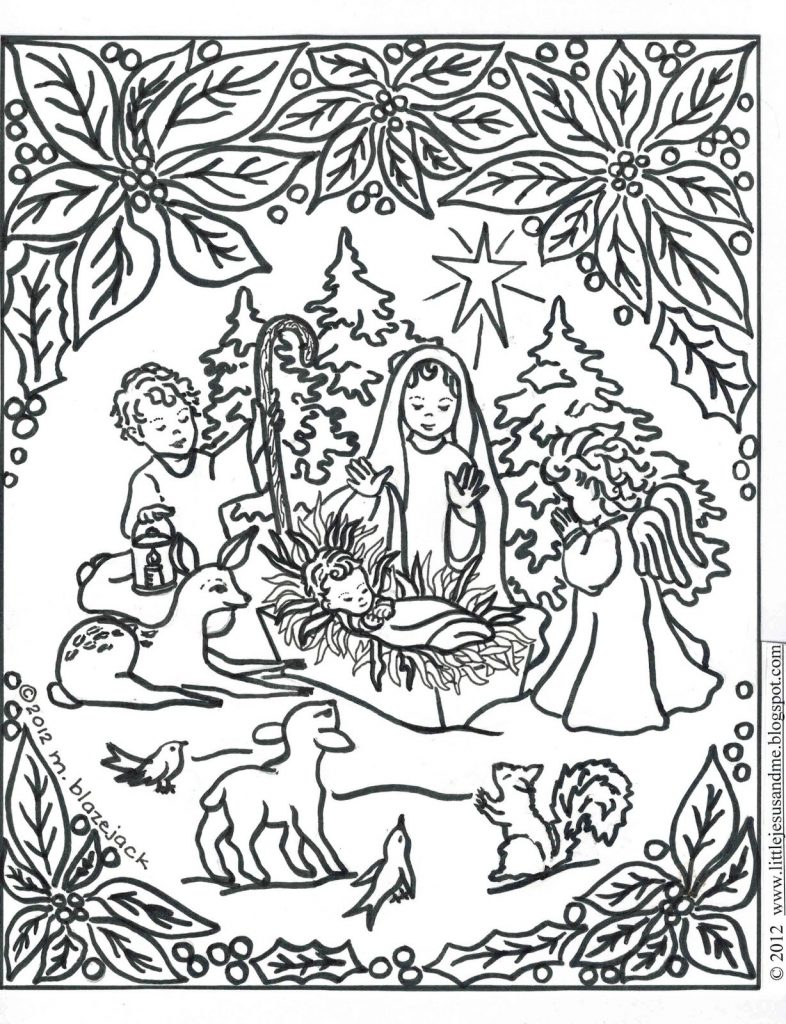 Christmas Coloring Sheets For Middle School With Pages Valid Summer
