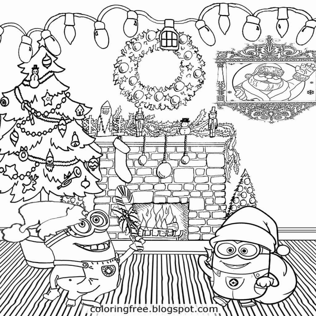Christmas Coloring Sheets For Sunday School With Printable Pages