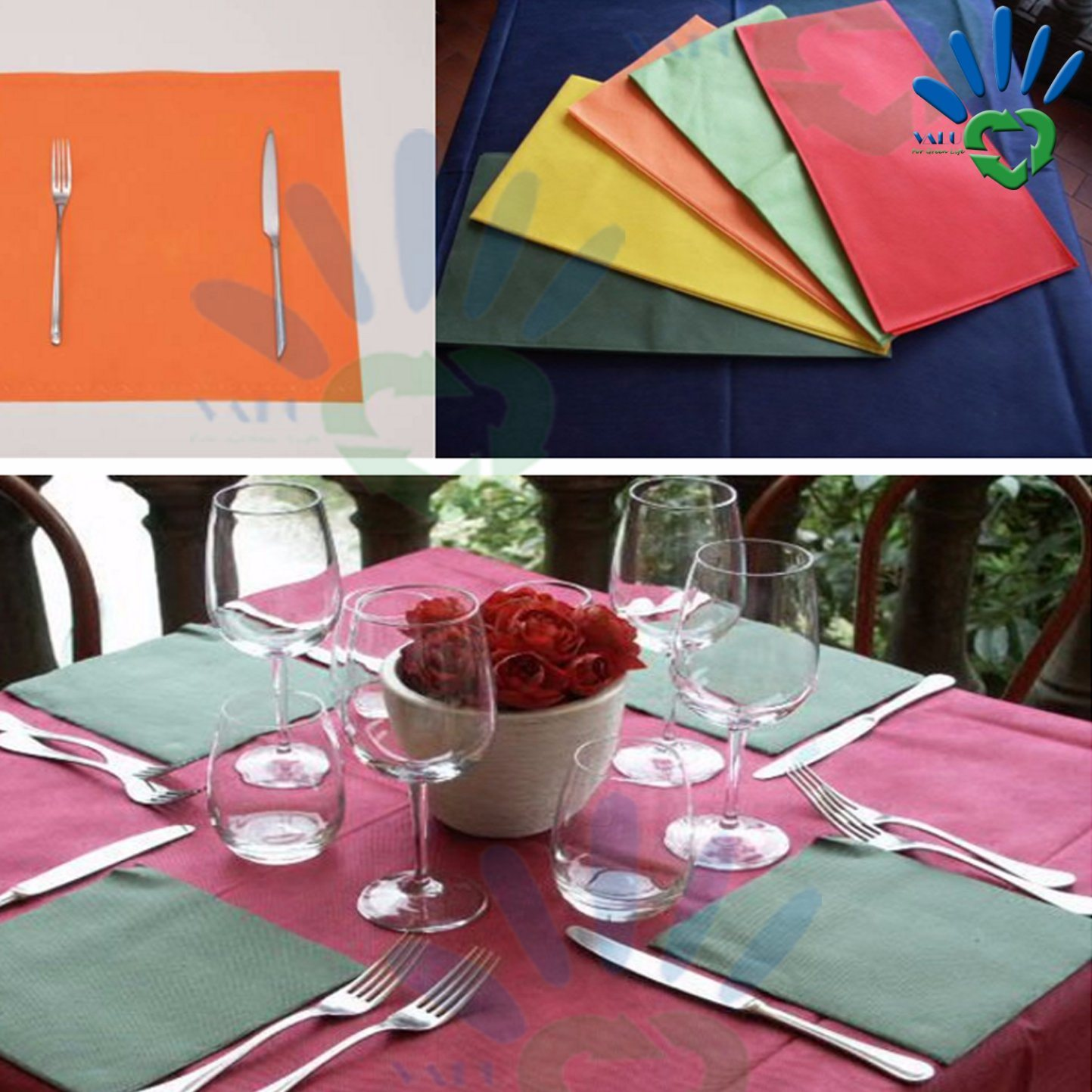 Christmas Coloring Tablecloth With China Wedding Decoration For