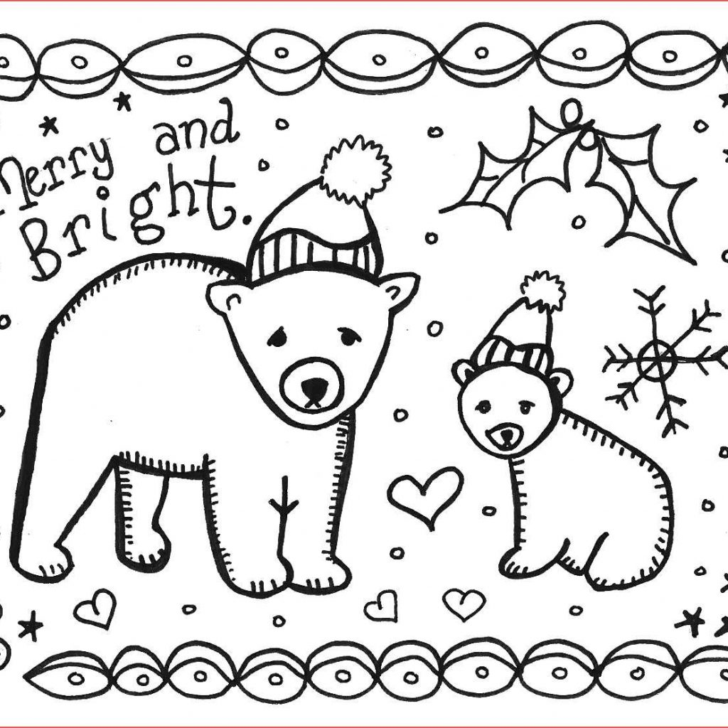 Christmas Coloring Thank You Cards With 40 Fresh Gallery Of Can Print NZ