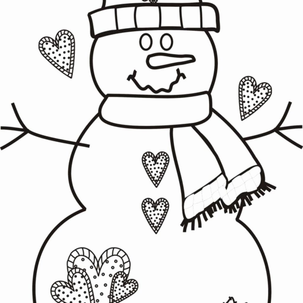Christmas Coloring To Print For Free With Pages Printable Alic E Me