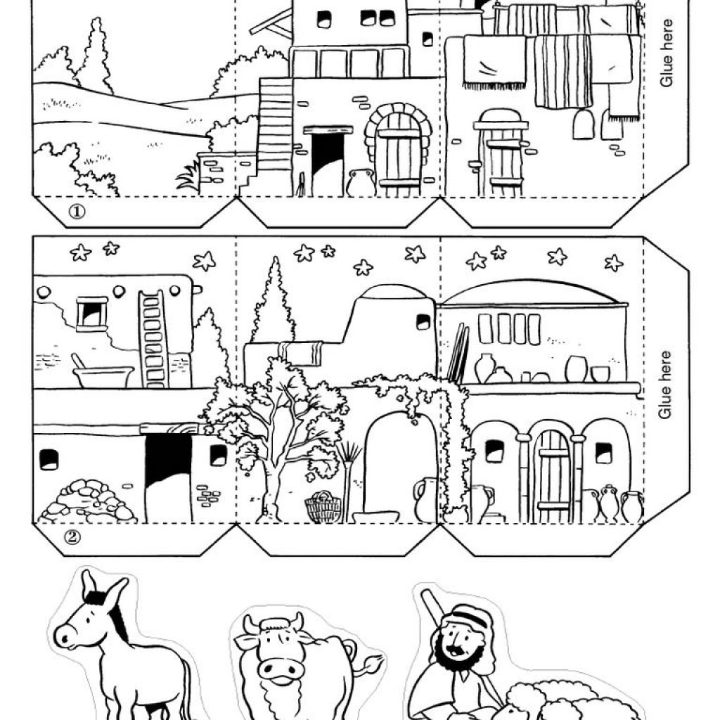 Christmas Coloring Videos With Free Stories Activities And Pages For Children