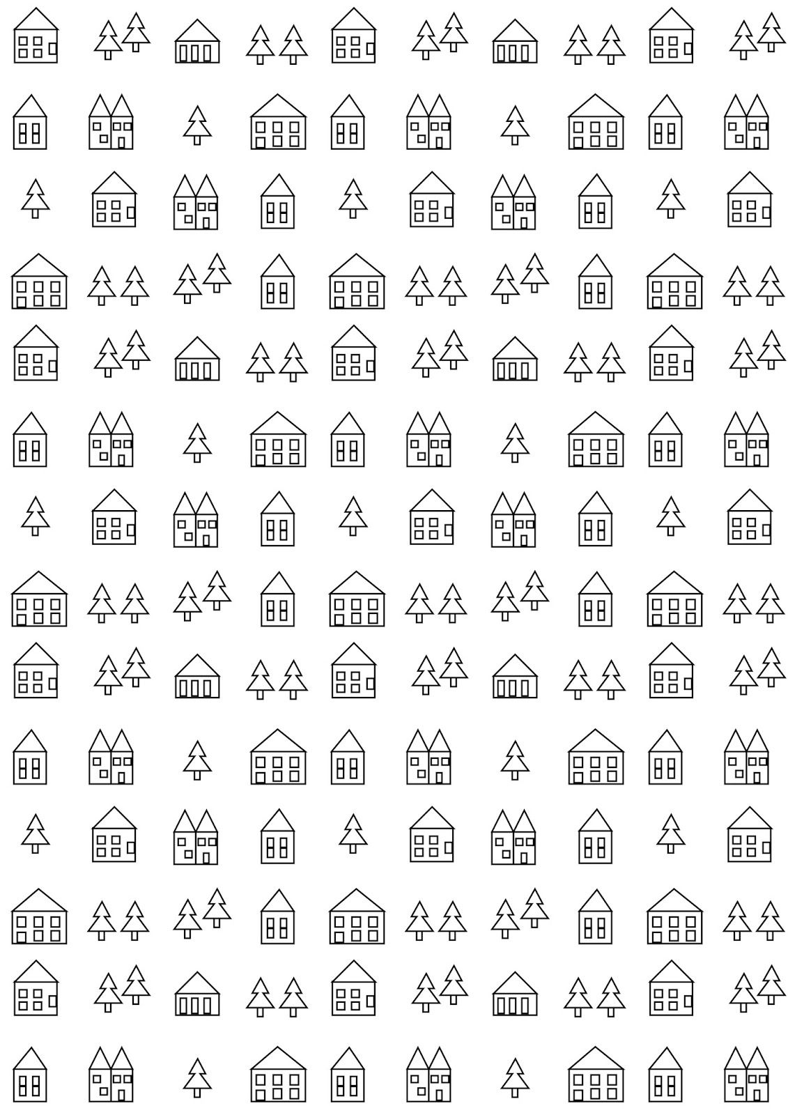 Christmas Coloring Wrapping Paper With FREE Printable Page Make A Unique Gift Out