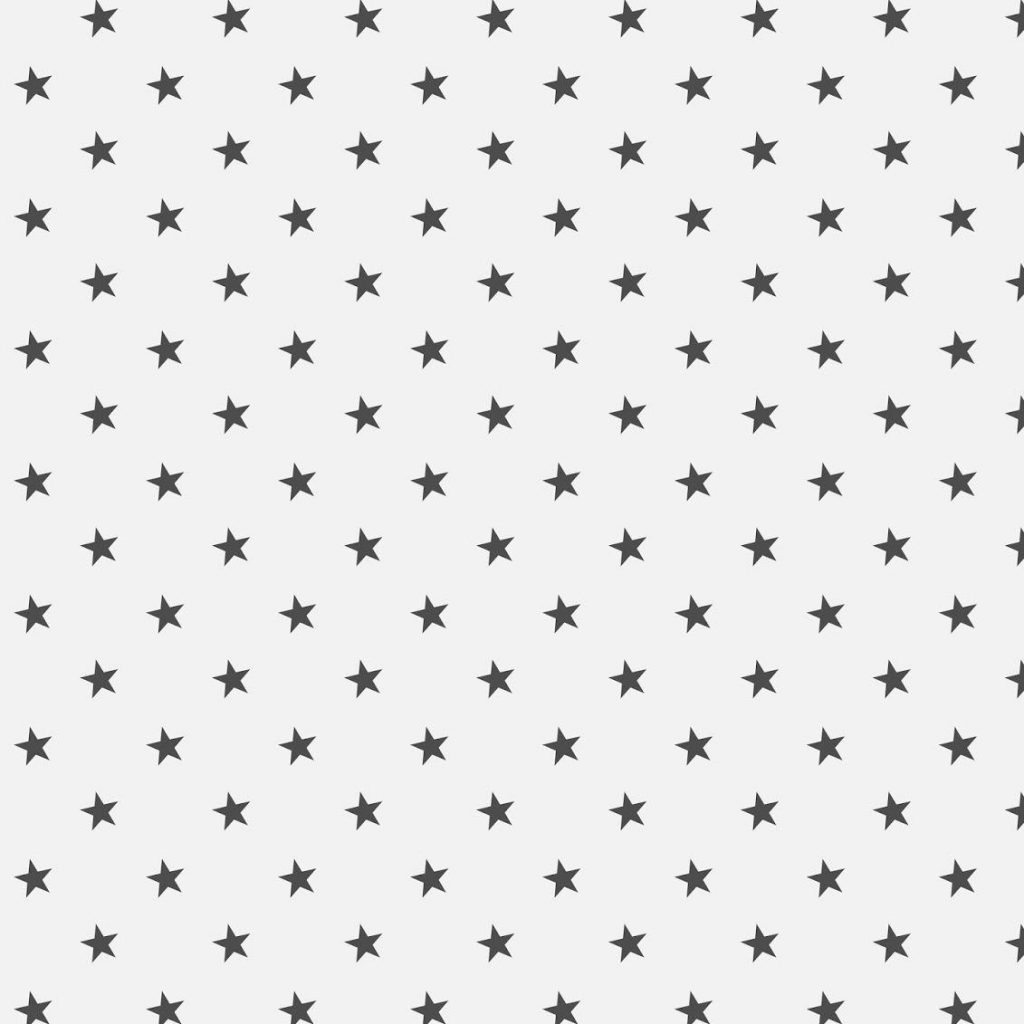 Christmas Coloring Wrapping Paper With Stars Printable Pages