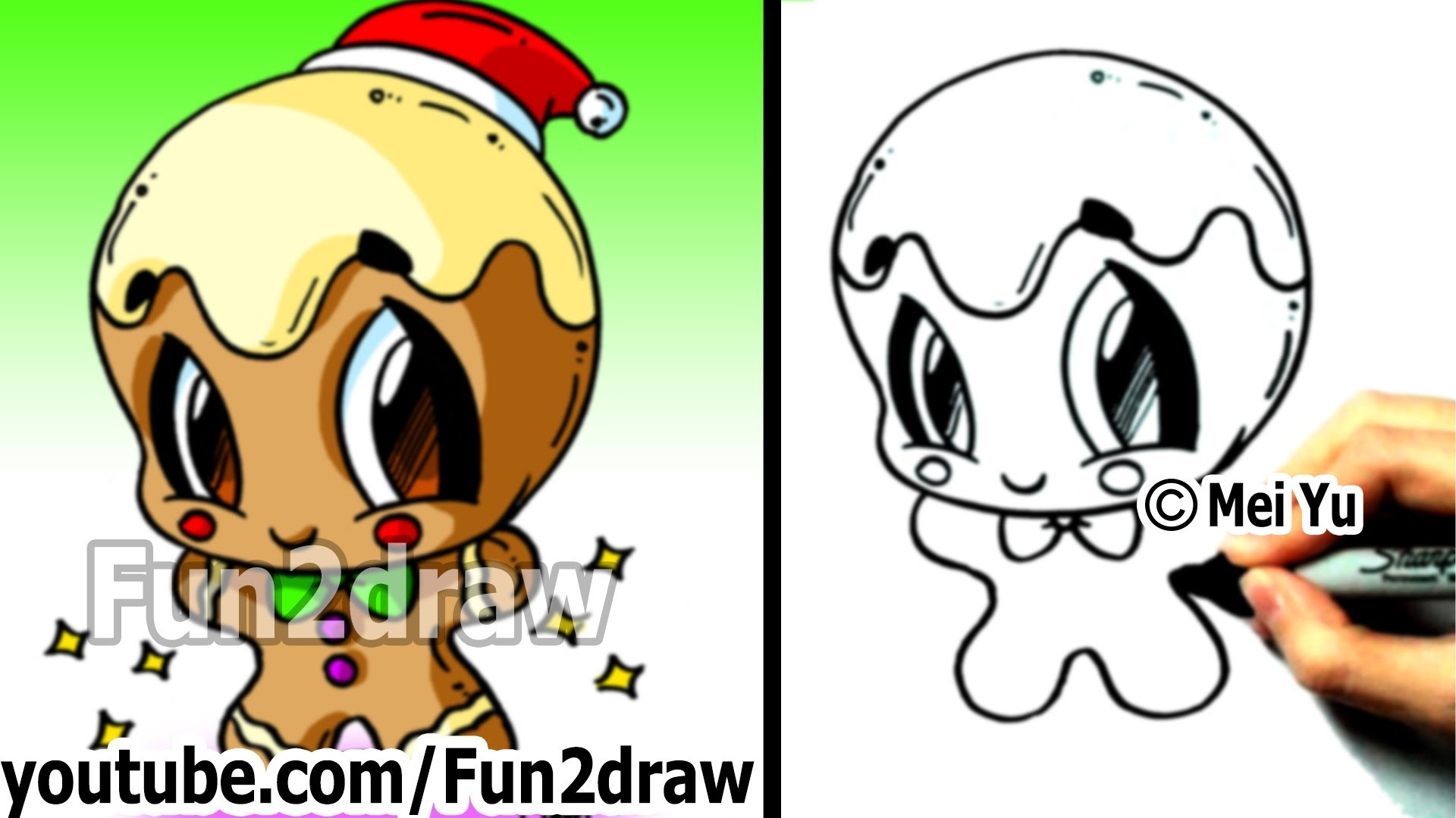 Christmas Coloring Youtube With Fun2draw Pages Printable Free Books