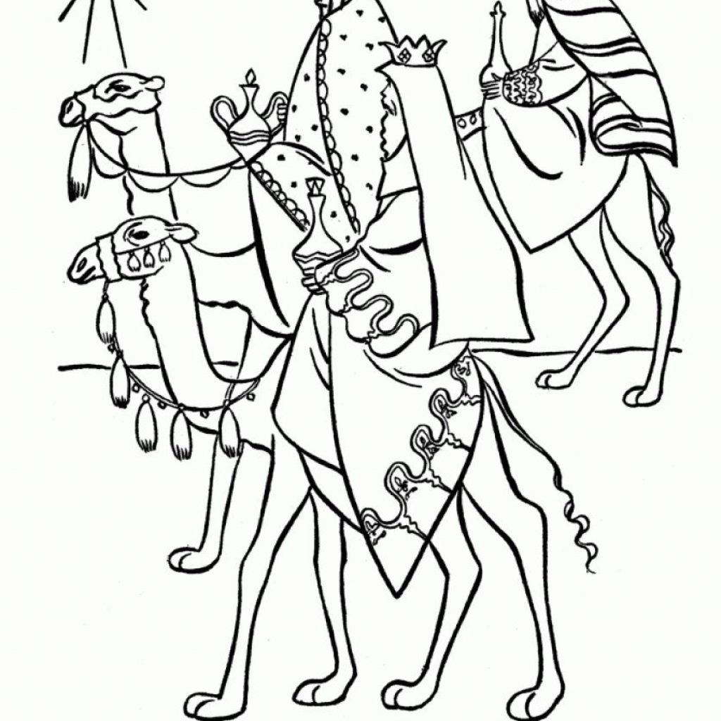 Christmas Colouring Pages Bible With 1000 Images About On Pinterest Regard