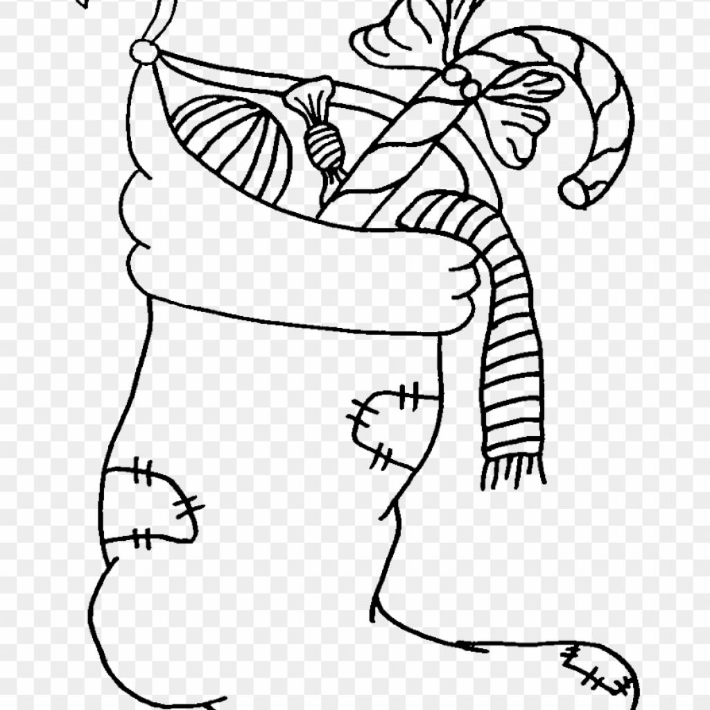 Christmas Colouring Pages Cute With Candle Merry Coloring Page
