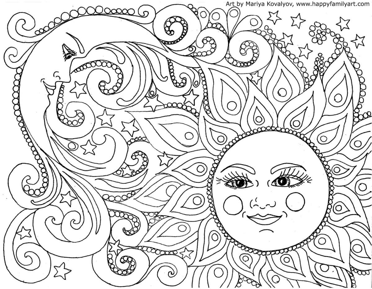 Christmas Colouring Pages For School With Coloring Sunday Printable