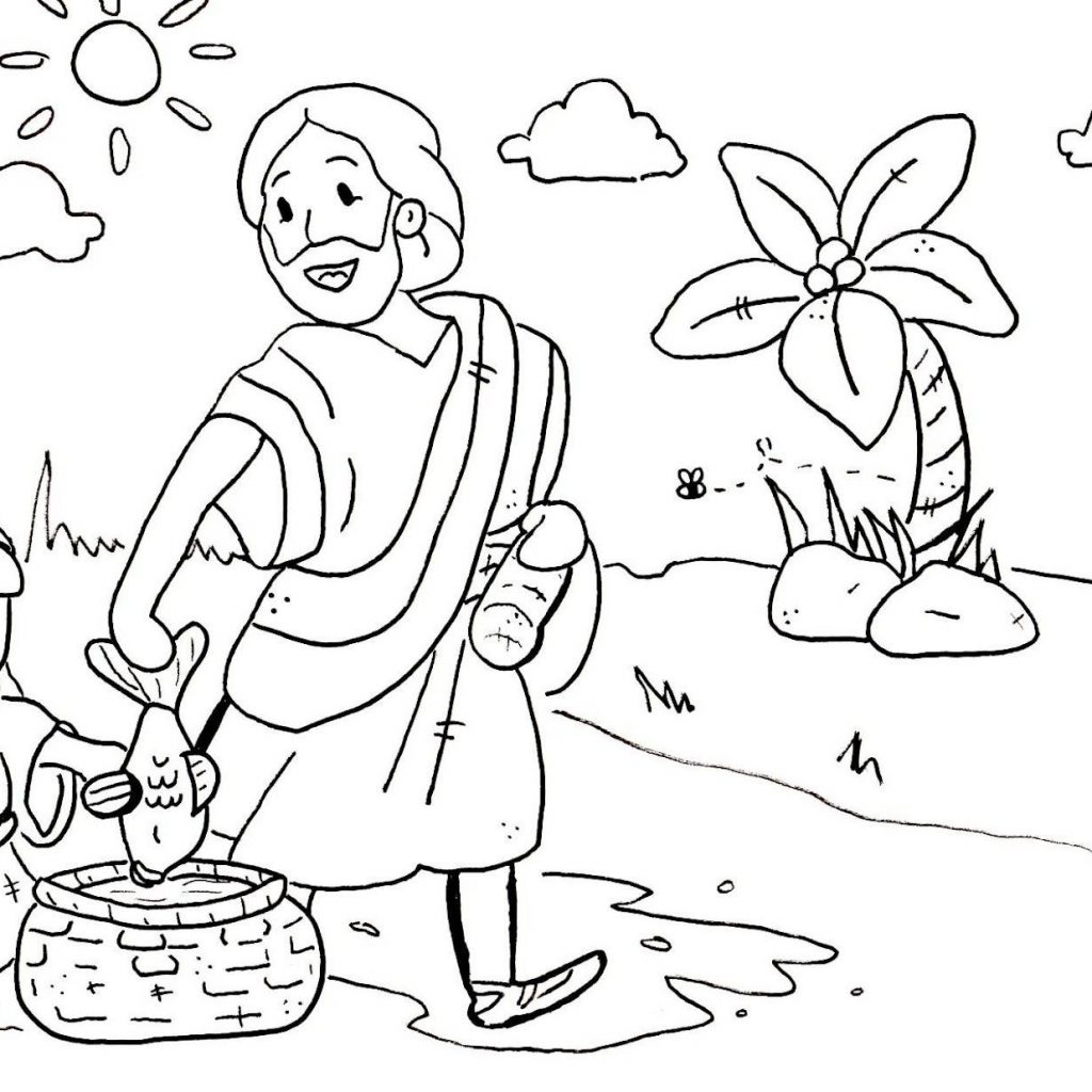 Christmas Colouring Pages For Sunday School With Coloring Best Liandola Com