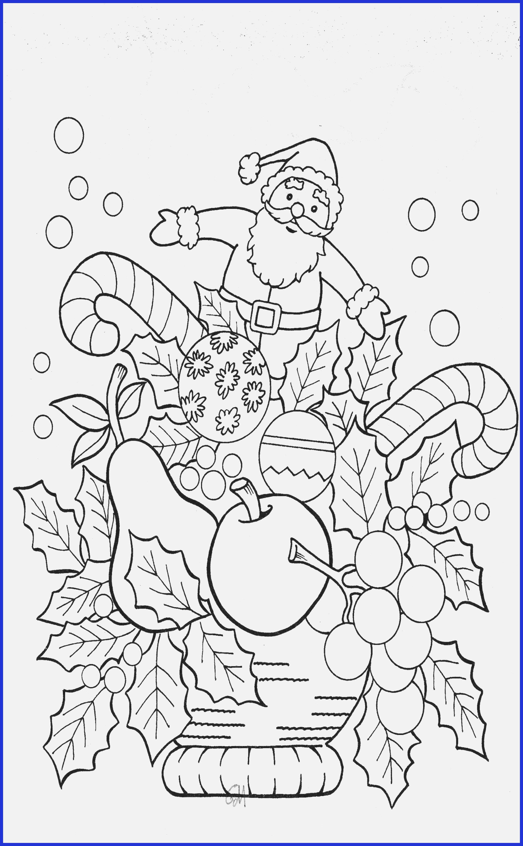 Christmas Colouring Pages For Sunday School With Coloring