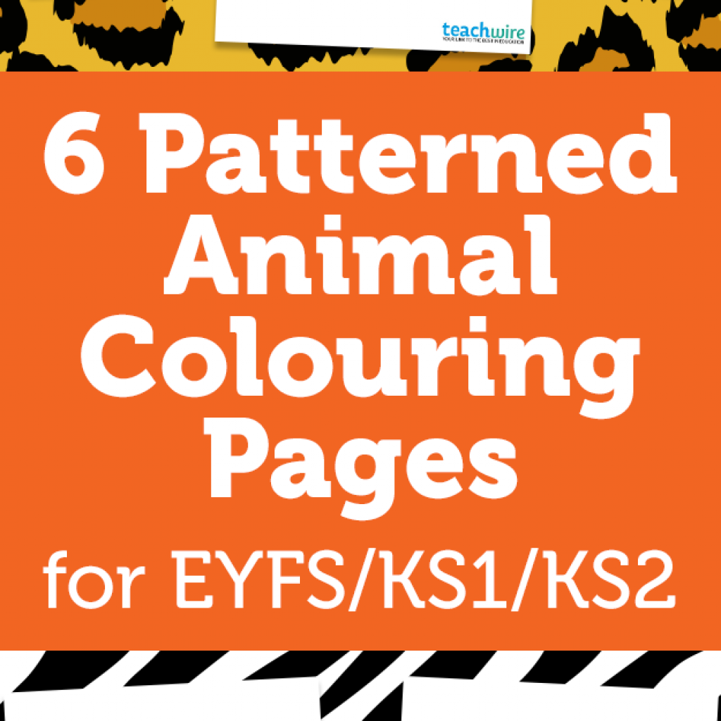 christmas-colouring-pages-ks1-with-6-patterned-animal-early-years-foundation-stage
