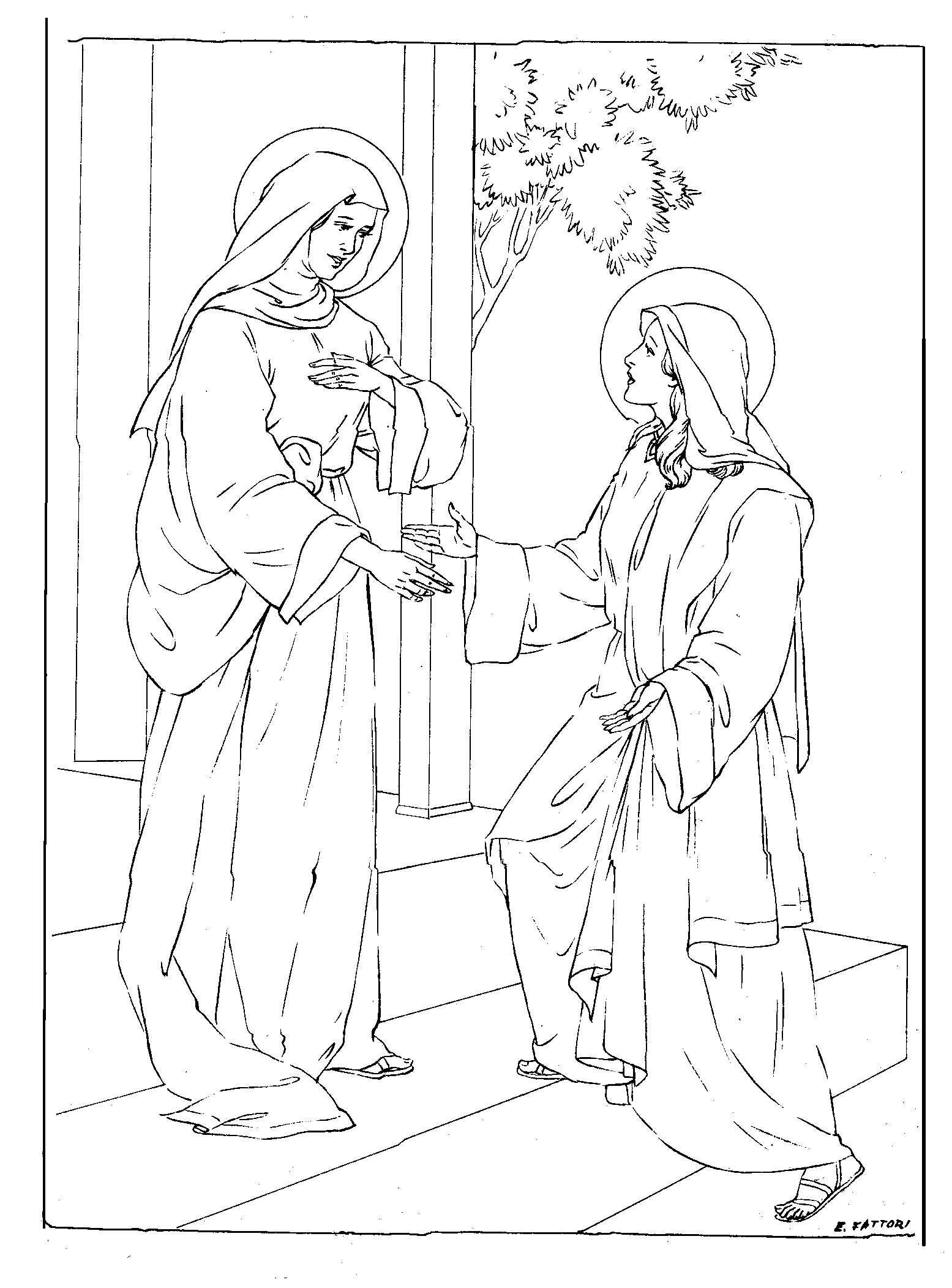 Christmas Colouring Pages Mary And Joseph With Free Printable Jesus Coloring For Kids