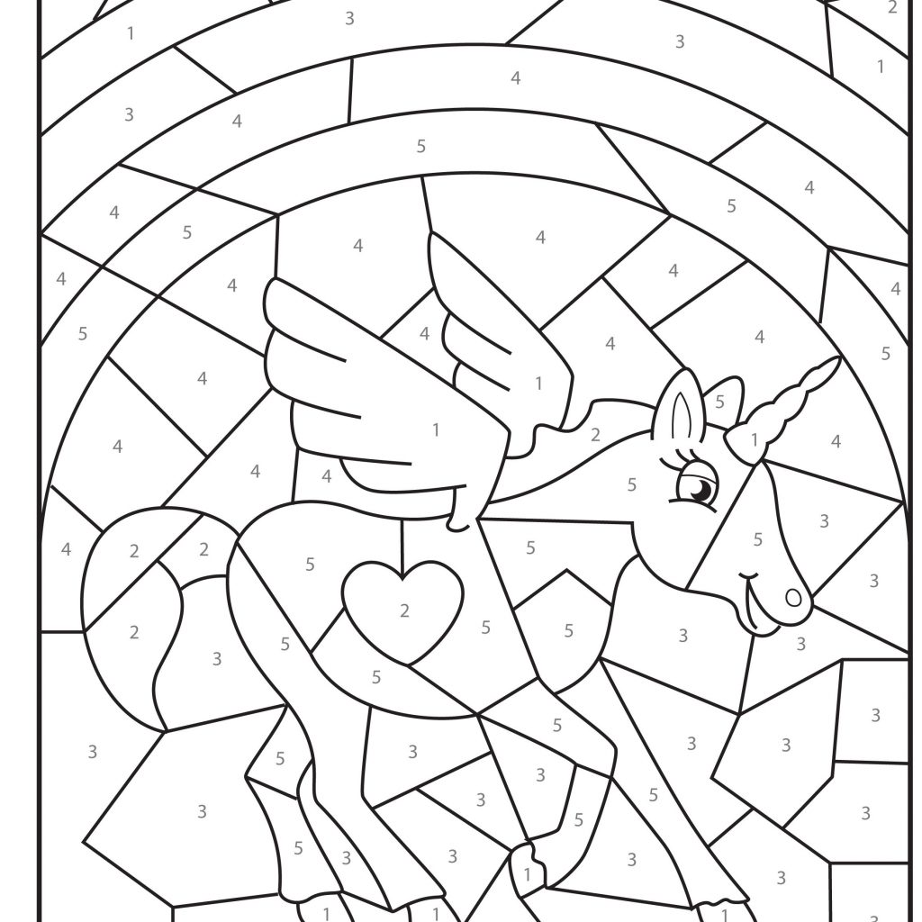 Christmas Colouring Pages Maths With Colour By Numbers New Calendar Template Site Letter U