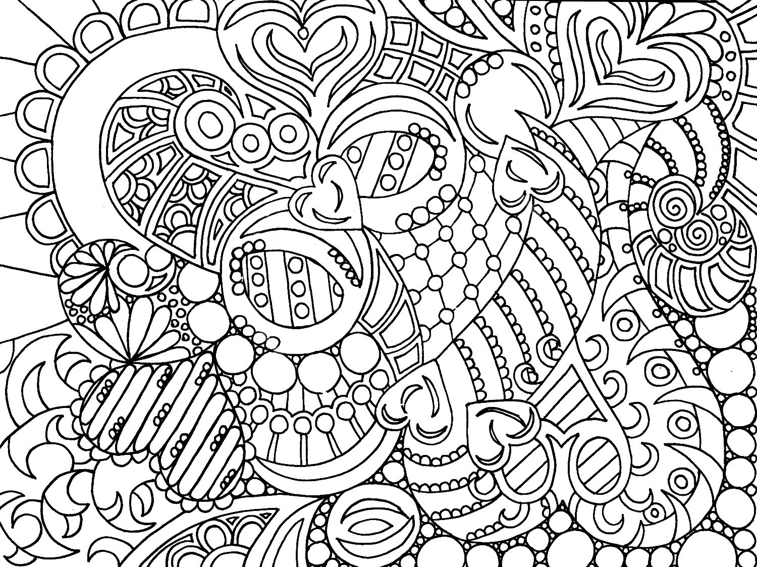 Christmas Colouring Pages Mindfulness With Awesome Image ColinBookman