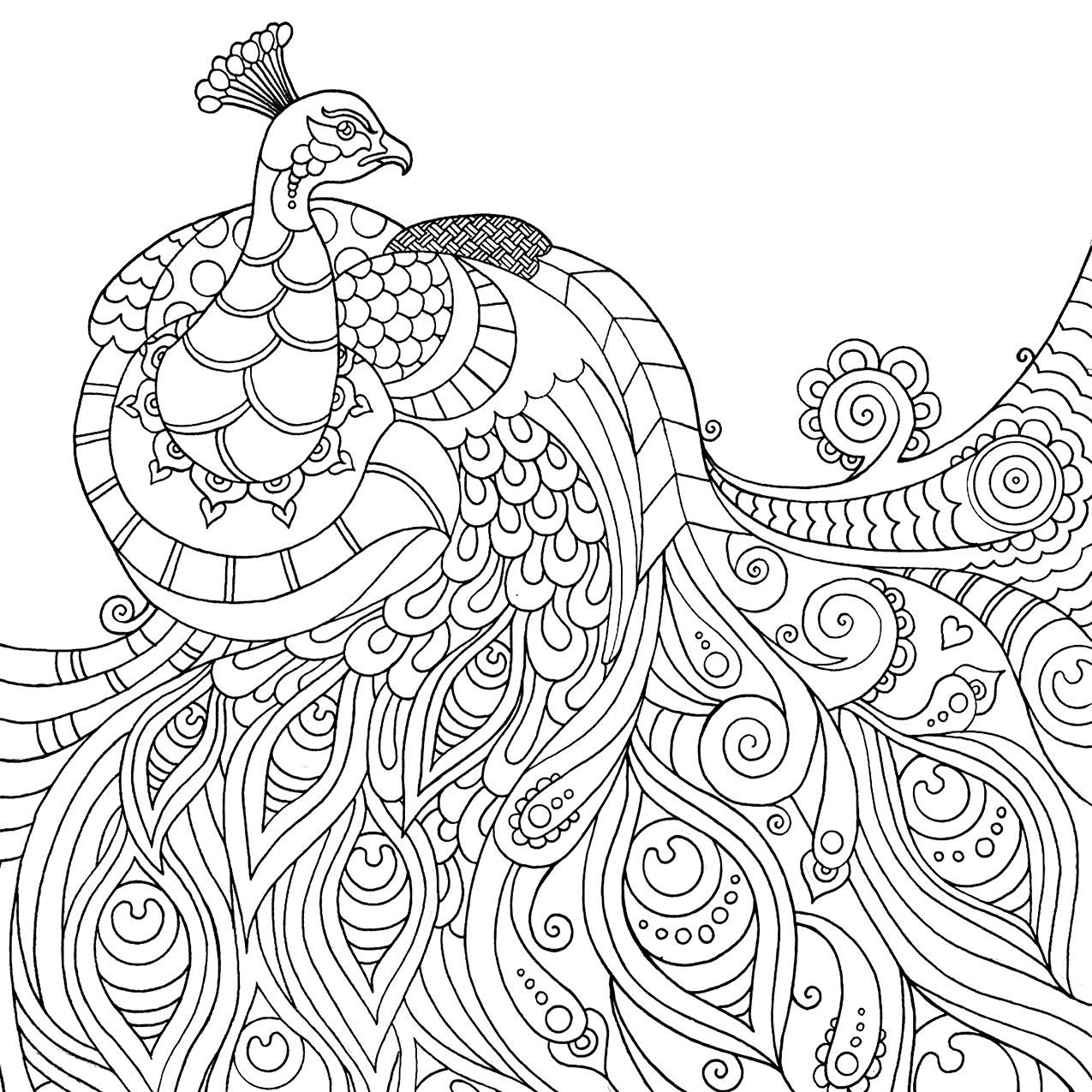 Christmas Colouring Pages Mindfulness With Coloring Best For Kids