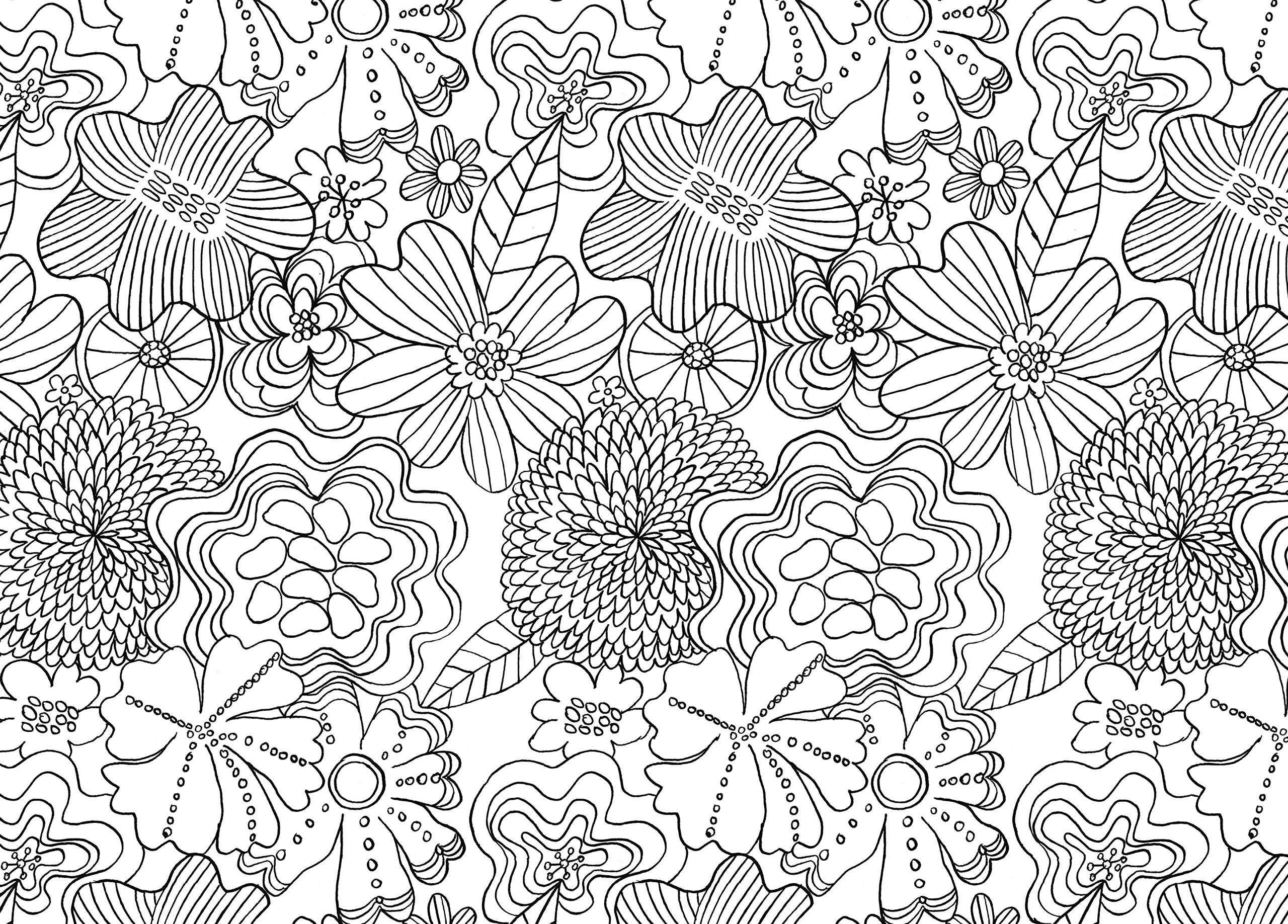 Christmas Colouring Pages Mindfulness With The Book Anti Stress Art Therapy For Busy