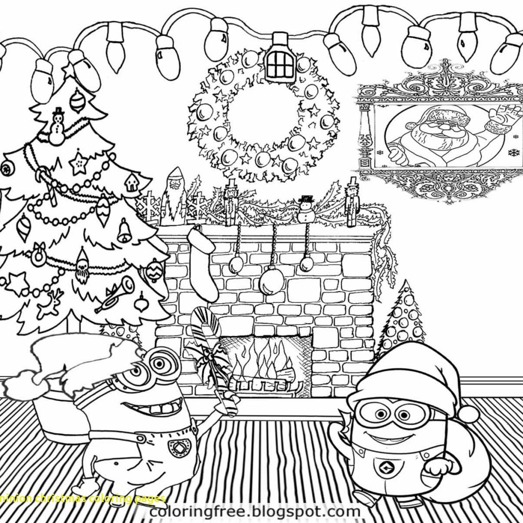 Christmas Colouring Pages Minions With Free Printable Minion Owl Coloring Purple Page And