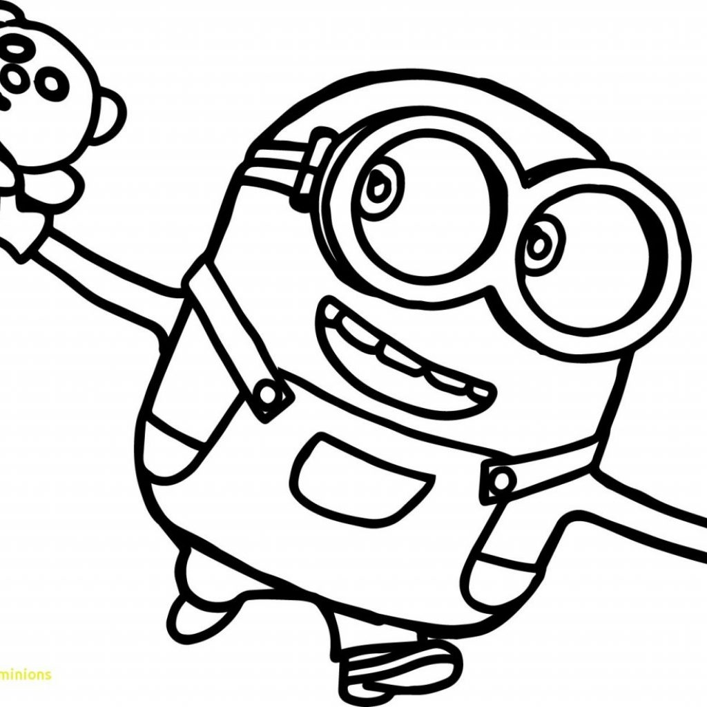 Christmas Colouring Pages Minions With Minion Coloring Cpaaffiliate Info