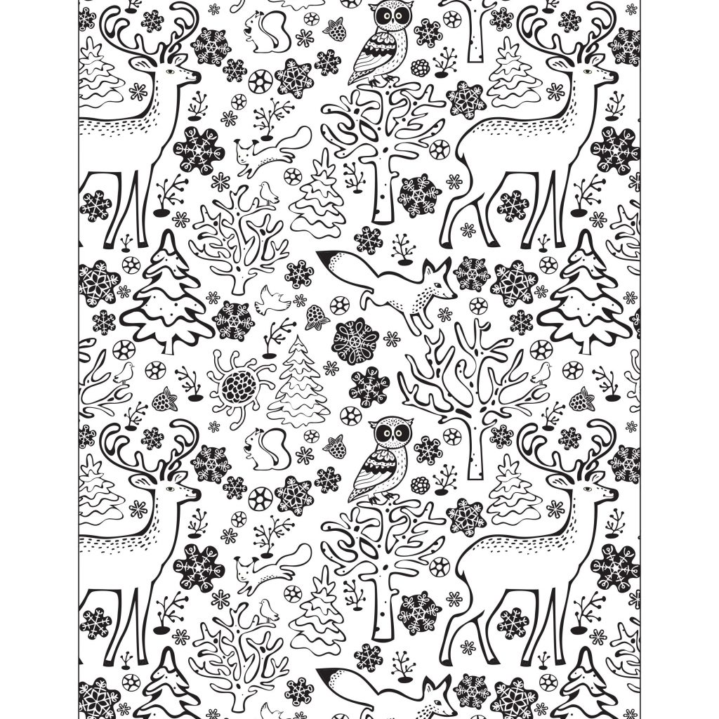 Christmas Colouring Pages Tes With Free Sheets Coloring 2 Pinterest