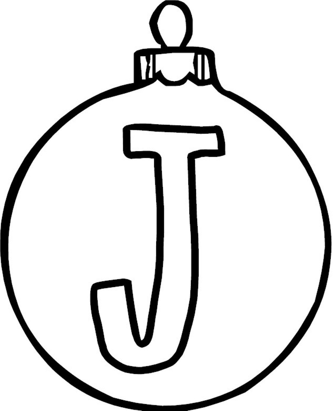 Christmas Decorations Coloring Pages With Ornaments Page Free Printable At Napisy Me