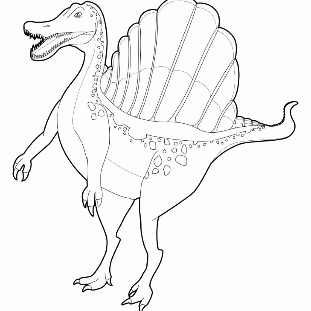 Christmas Dinosaur Coloring Pages With Colouring New Printable
