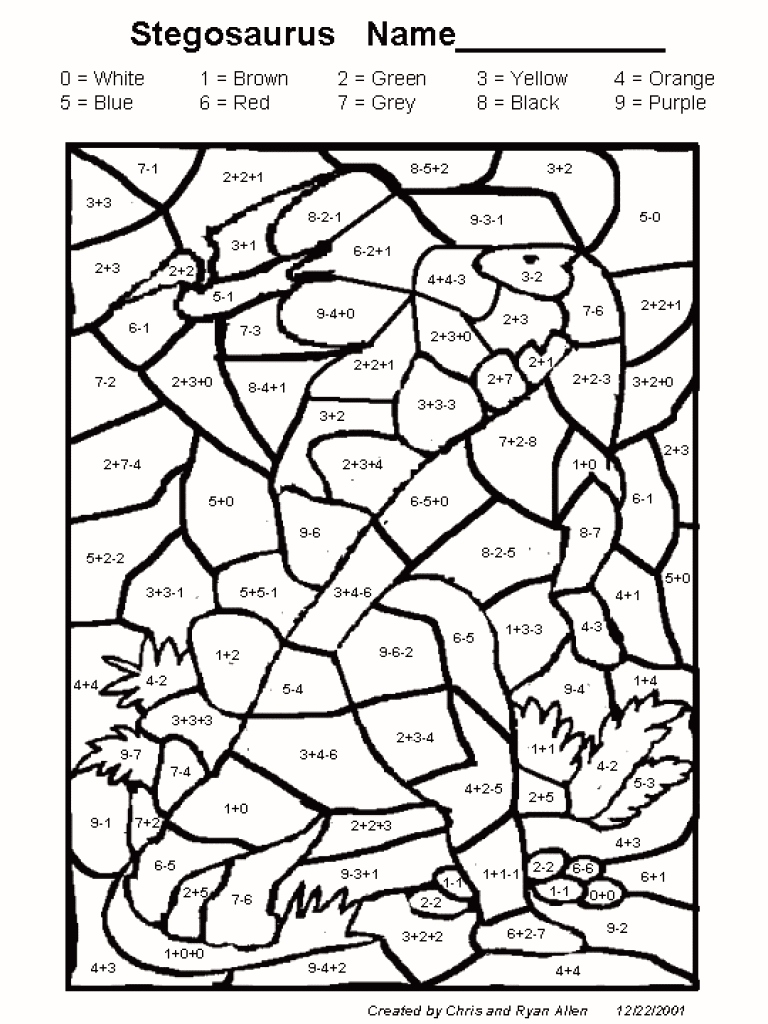 Christmas Division Coloring Sheets With Best Printables For Third Graders Image Collection