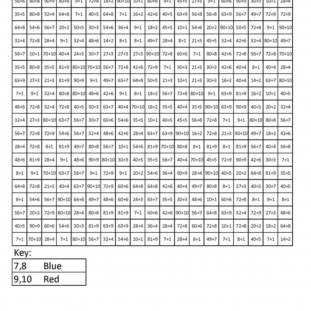 Christmas Division Coloring Sheets With Decimal Maze Google Search Math Intervention