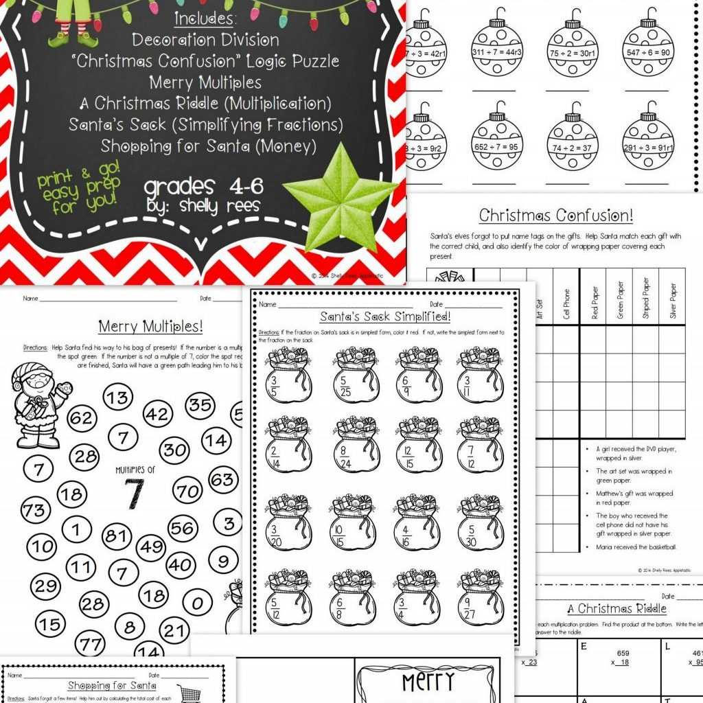 christmas-division-coloring-worksheets-with-math-pinterest-simplifying-fractions-fun