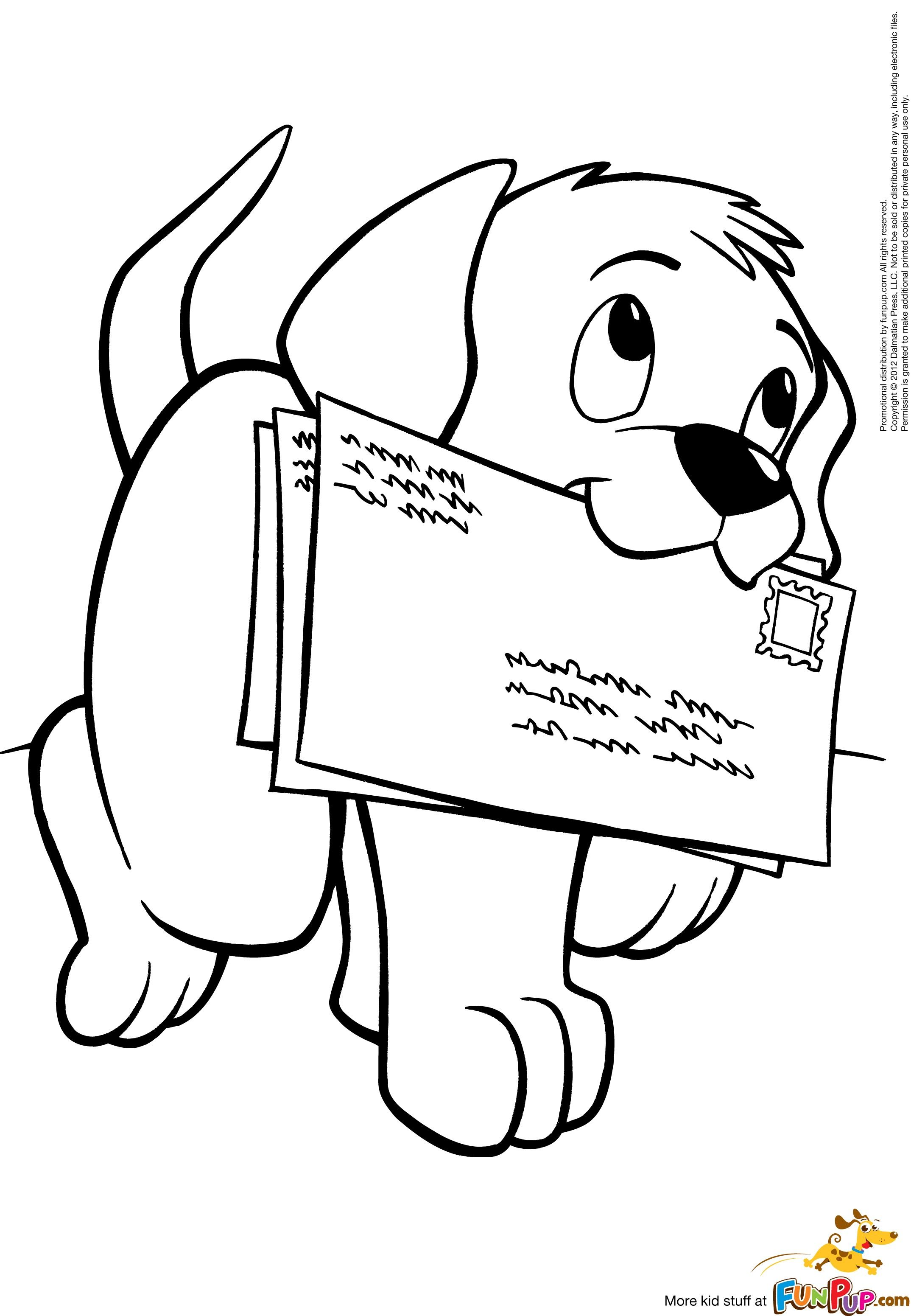 Christmas Dog Printable Coloring Pages With Free Creche Pinterest