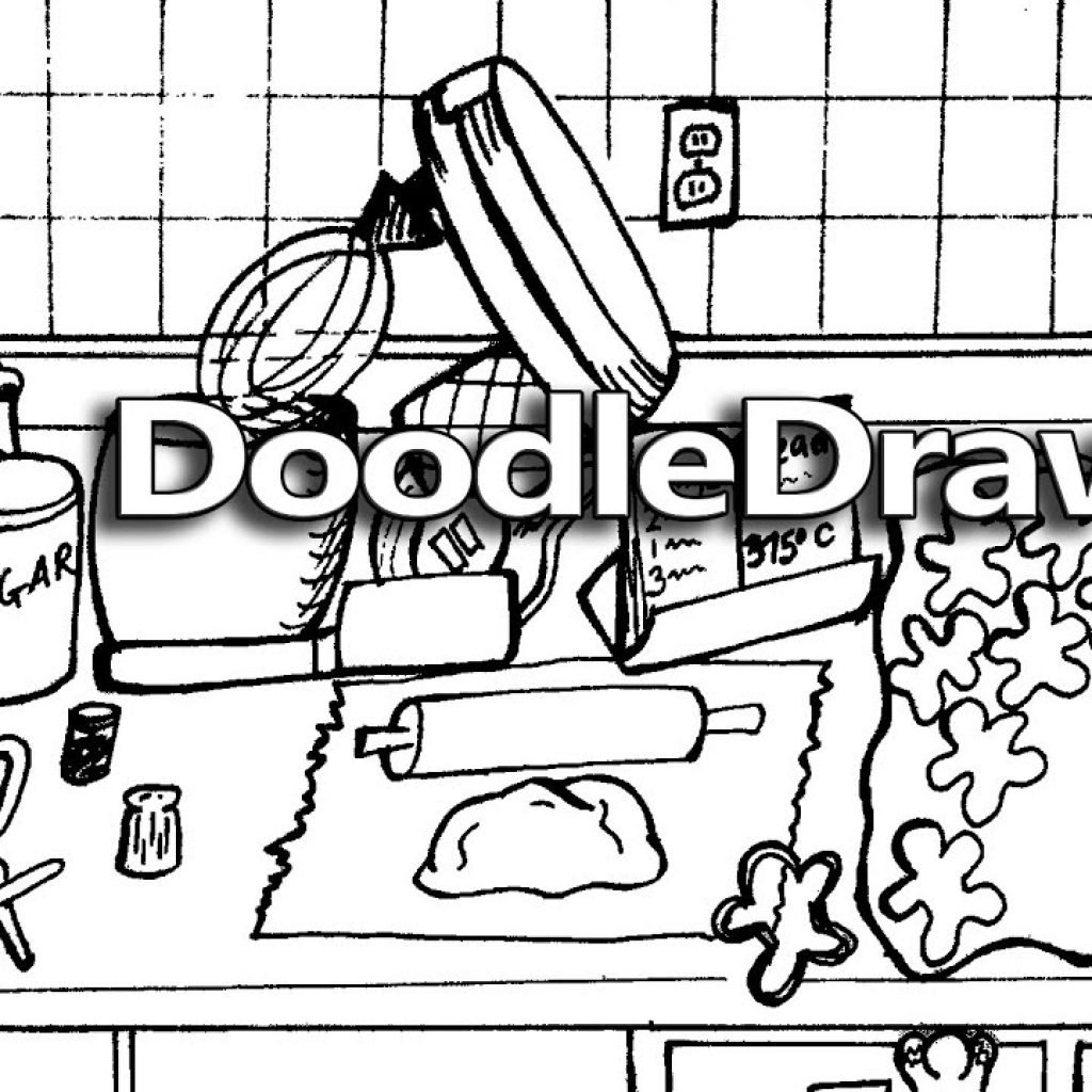 Christmas Doodle Coloring Pages With What Should I Call It Tell Me Free