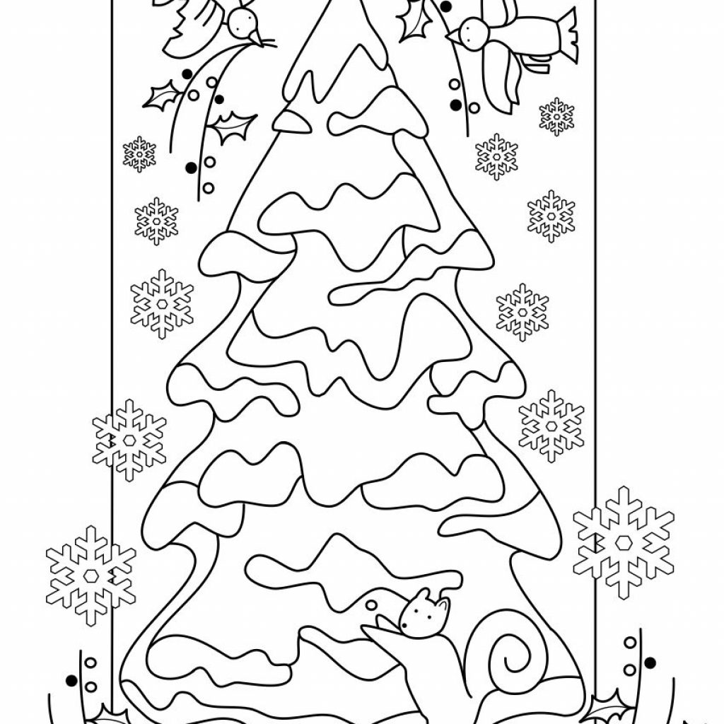 Christmas Educational Coloring Pages With Activity Pinterest Activities