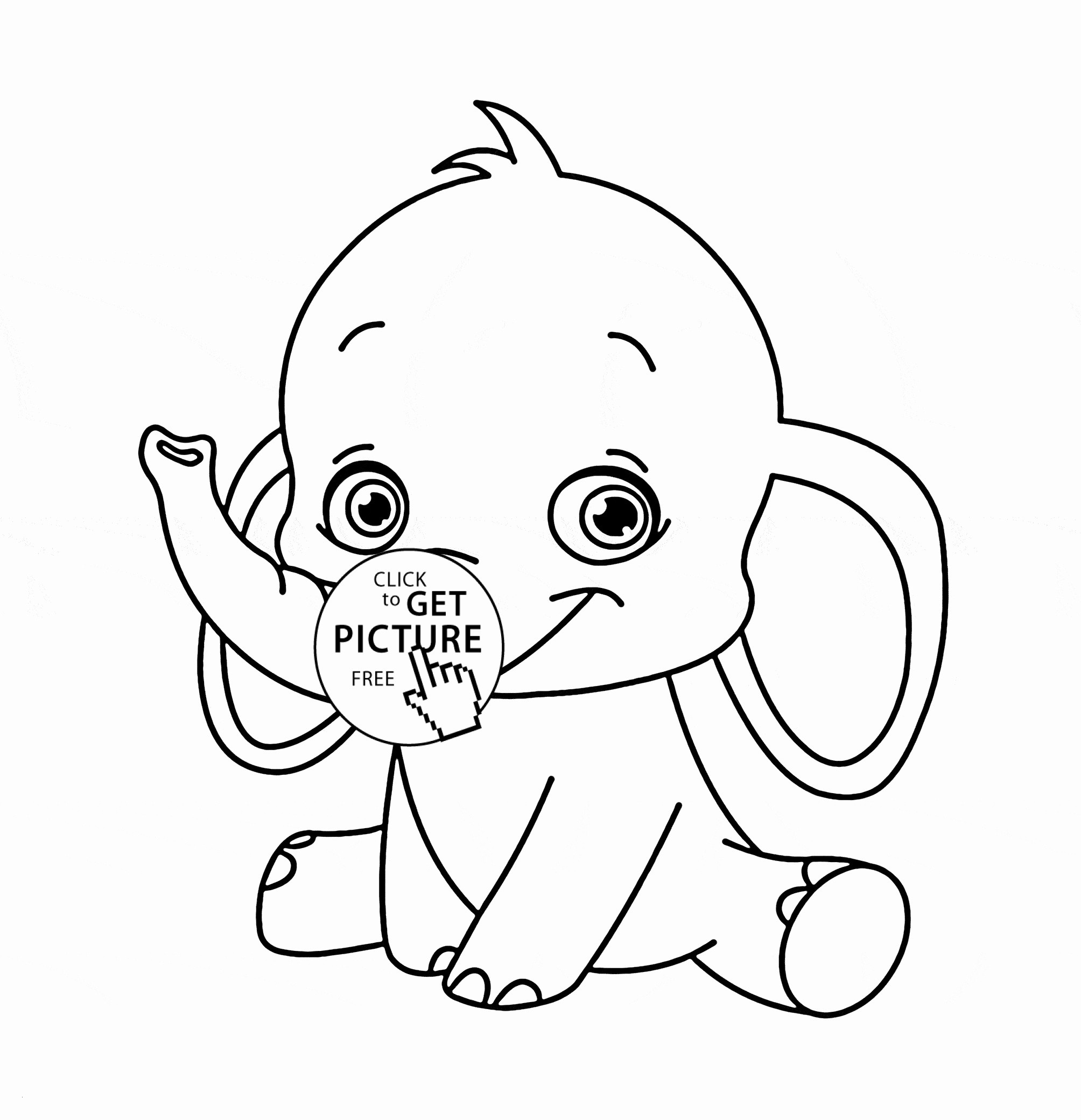 Christmas Elephant Coloring Pages With Centaur Page Nativity