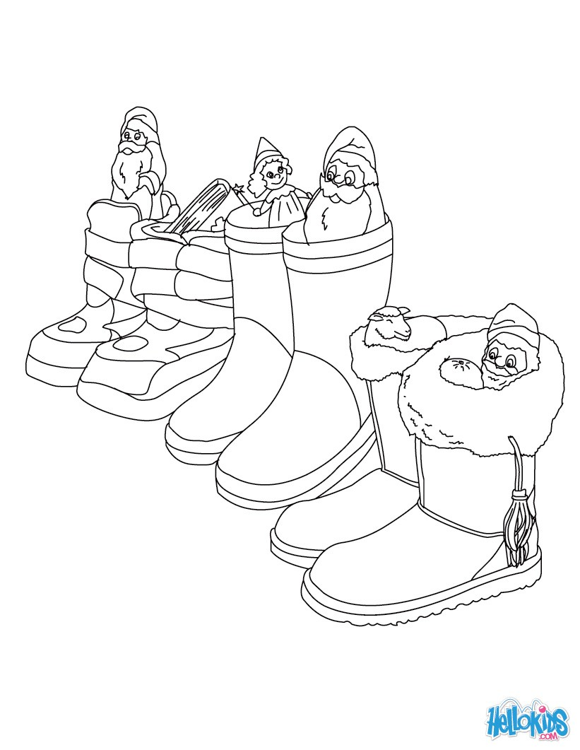 Christmas Eve Coloring Pages With CHRISTMAS TRADITIONS IN GERMANY 7 Xmas Online Books And