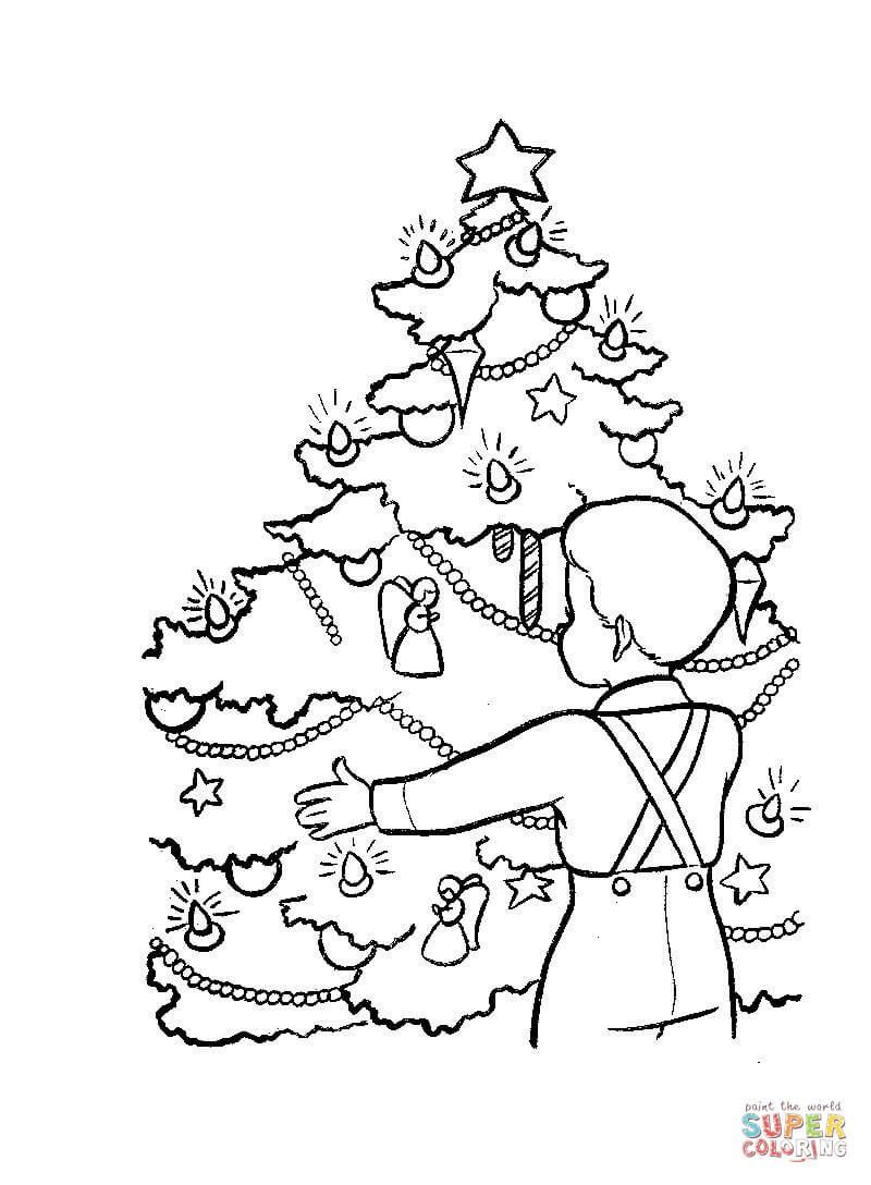 Christmas Eve Coloring Sheets With In Germany Page Free Printable Pages