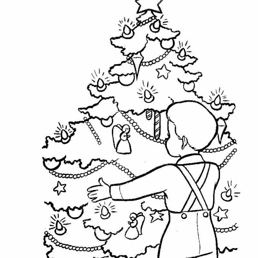 Christmas Eve Coloring With In Germany Page Free Printable Pages