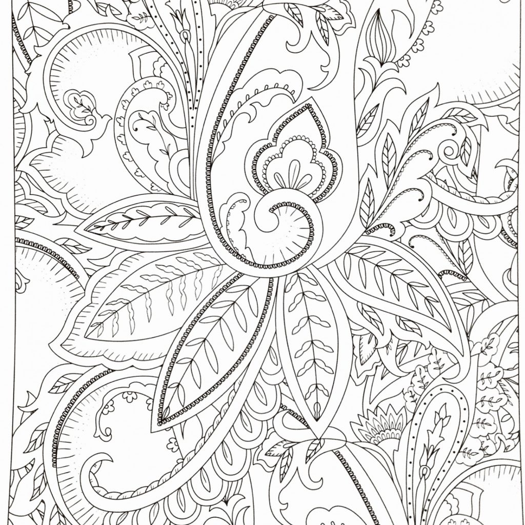 Christmas Flower Coloring Pages With Free Printable Flowers Selection