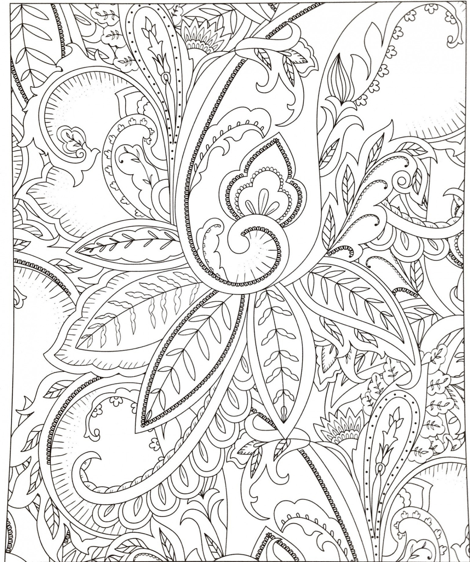 Christmas Garland Coloring Pages With Luxury Amazing New
