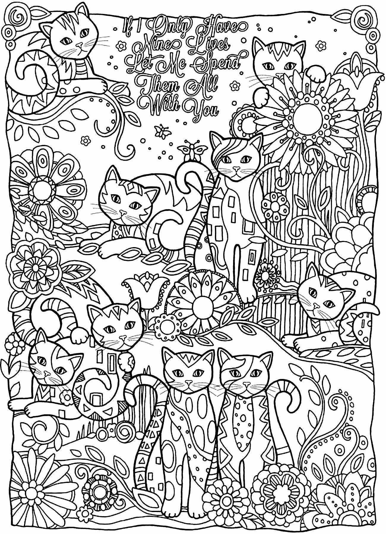 Christmas Garland Coloring Pages With Unique Lovely Free