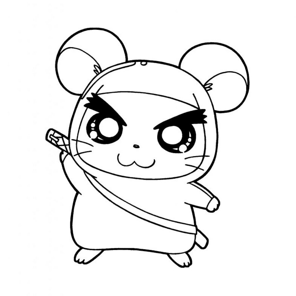 Christmas Hamster Coloring Pages With Cartoon Refrence 28 Collection Of