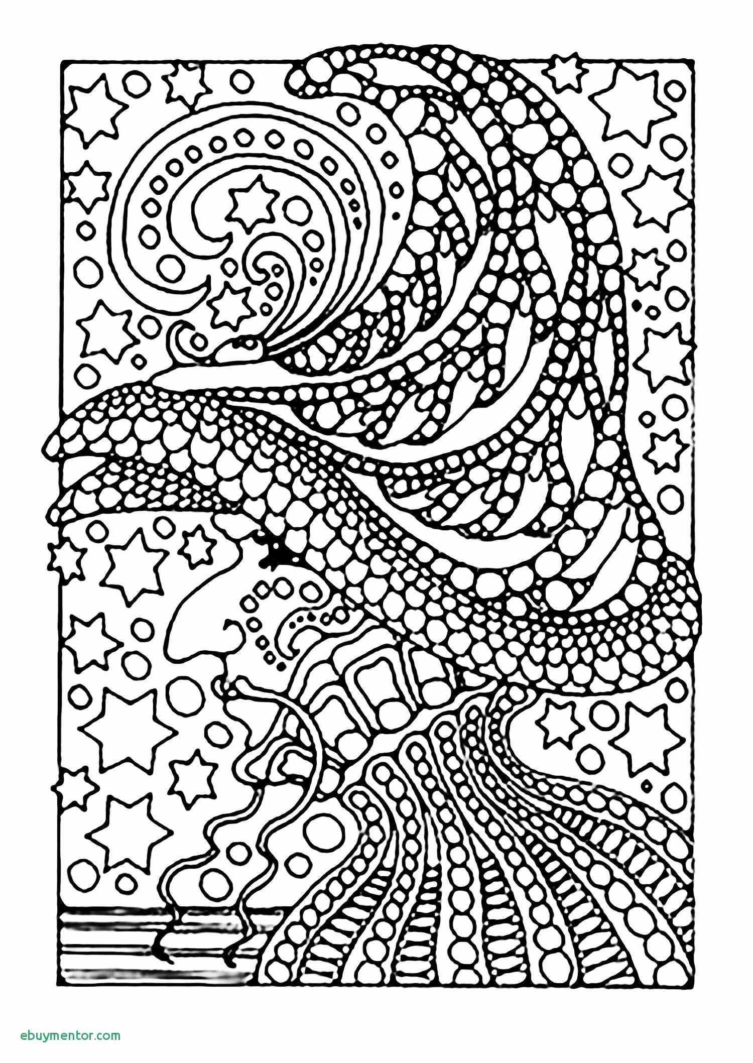 Christmas Hard Coloring Pages With 20 Fresh Free Printable For Adults