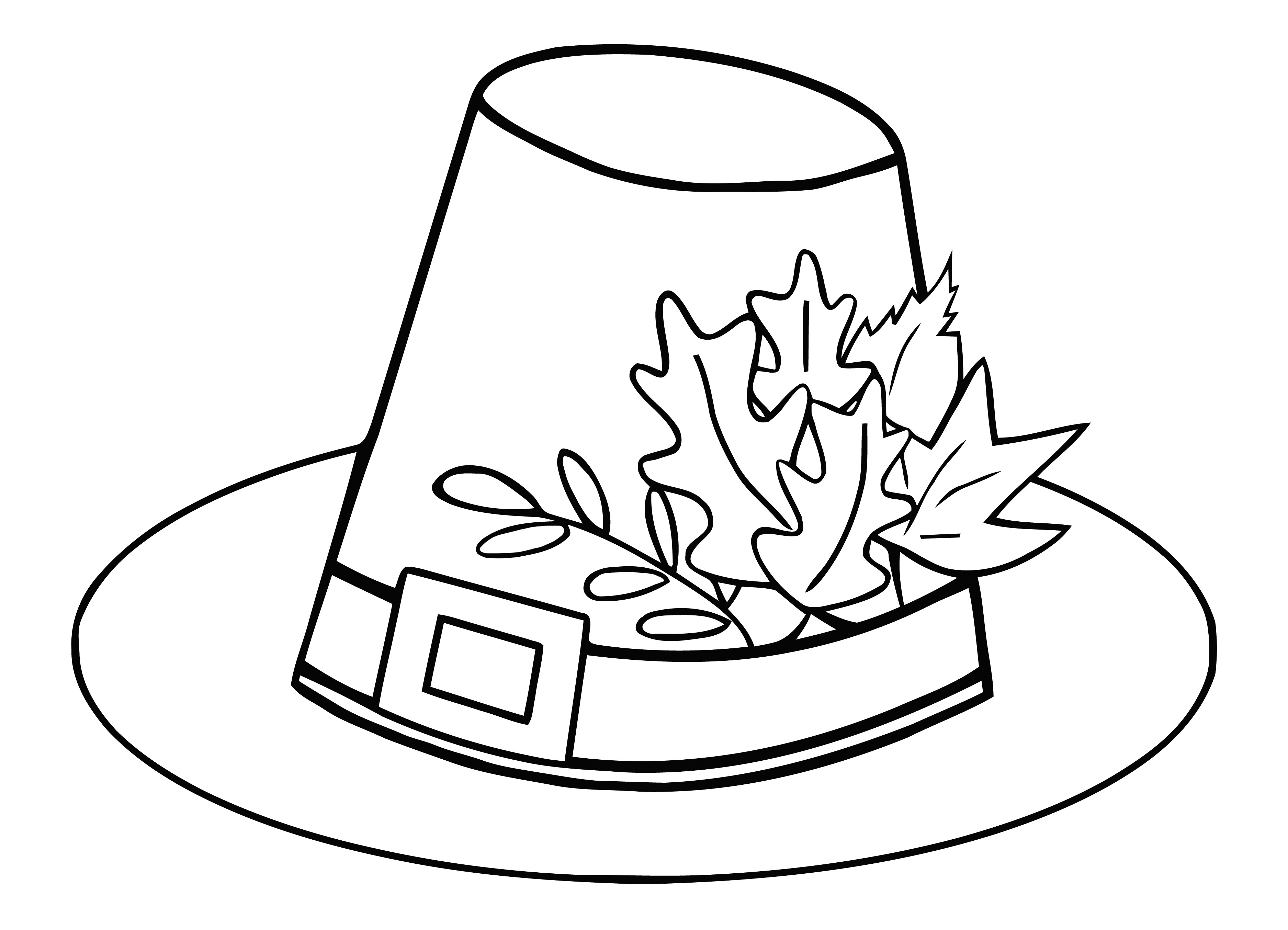 Christmas Hat Coloring Pages With New Collection Of 14 Free Colure