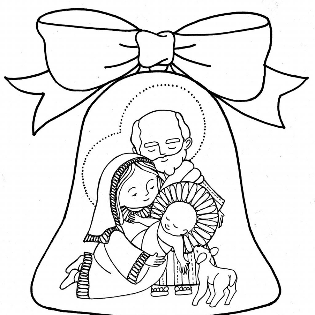 Christmas Heart Coloring Page With November 2015 Immaculate Pages